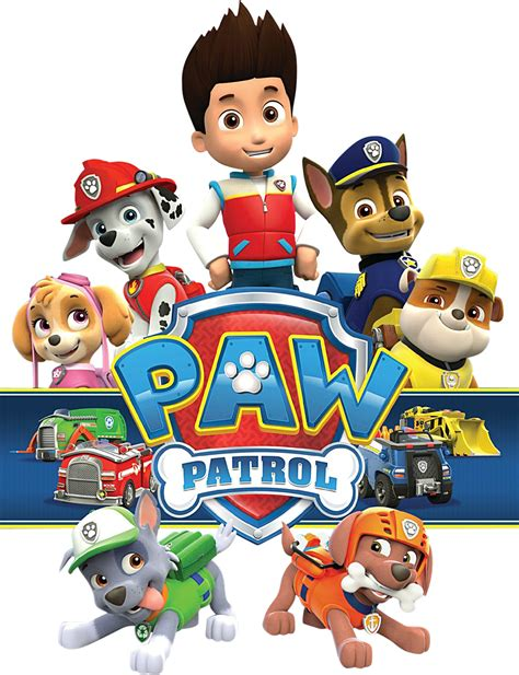 How To Make A Paw Patrol Digital Invitation Includes