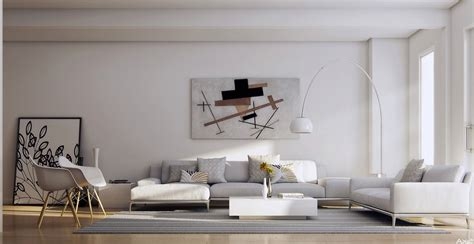 Modern Living Room Paintings : Large Wall Art For Living Rooms