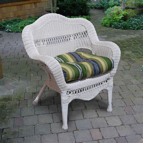 cape vineyard resin wicker chair white shopperschoice