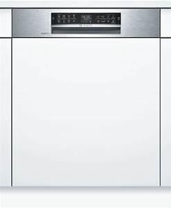 Einbau Geschirrspüler 60 Cm : bosch smi68ts06e a integrierbarer einbau geschirrsp ler 60 cm breit perfectdry von bosch ~ Markanthonyermac.com Haus und Dekorationen