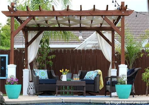 25 innovative pergola ideas blending comfort and to your outdoor space