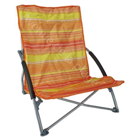 chaise de plage basse pliante pas cher achat avenue de la plage