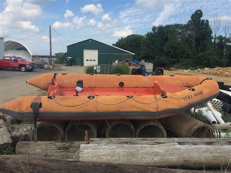Government Surplus Inflatable Boats For Sale by Zodiac Rigid Inflatable Rescue Boat Online Government