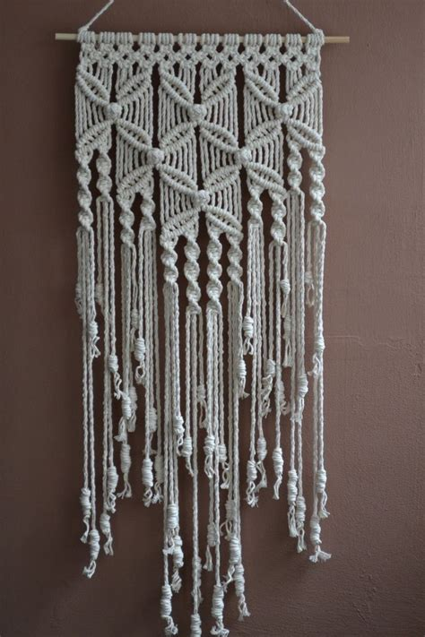 home decorative modern macrame wall hanging ebay
