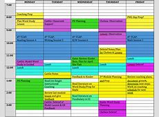 How to Create a Coaching Schedule {and handle your busy