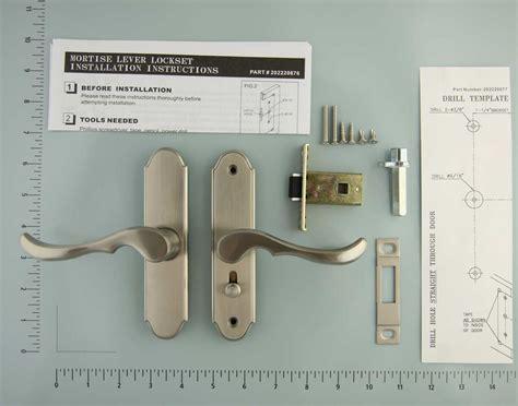 28 larson door parts handles part 20275607 color brass fits doors 1 5 8 quot thick