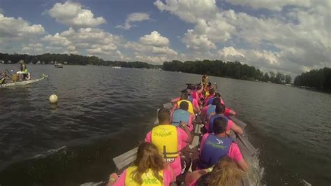 Dragon Boat Festival 2017 Portage Lakes by 2017 Portage Lakes Dragon Boat Festival Youtube