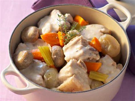 blanquette de veau 10 recettes de bons petits plats mijot 233 s cuisine actuelle