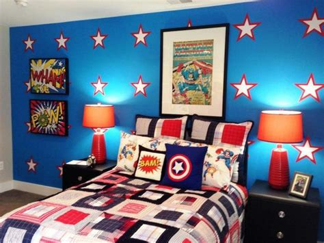 20 Of The Most Awesome Superhero Themed Bedrooms