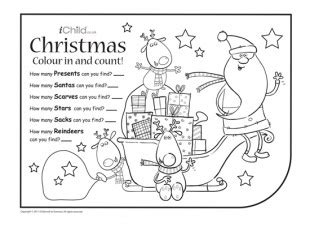 Theory Substruction Paper Template by Christmas Colouring Sheets Ks1 Festival Collections