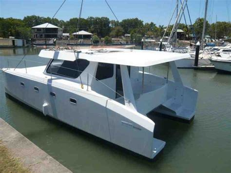 Catamaran Electric Engine by Solar Power Aquawatt Electric Yachts Electric Boats