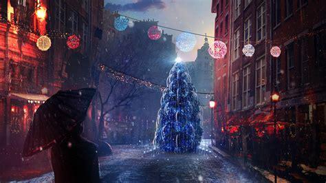 Christmas Eve Lights Wallpapers