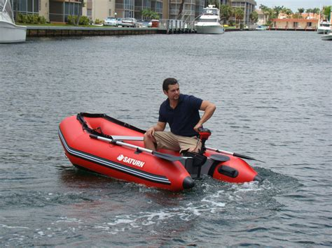 Inflatable Boat Dinghy by Saturn Inflatable Boats