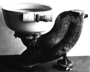 the flushing toilet was invented by sir harrington bathtub ancient history