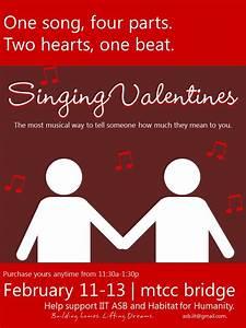 ASB's Singing Valentines