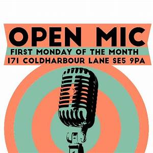 Junction Open Mic (@OpenMicSE5) | Twitter