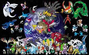 Legendary Pokemon by DarkKnight215 on DeviantArt