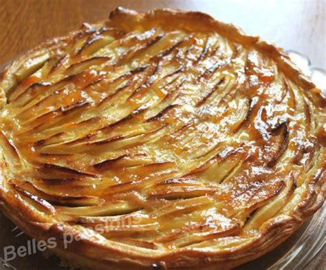 tarte aux pommes pour mon dany belles passions