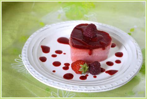 sorbet p 234 che et coulis fraise et framboise une recette de glace sorbet