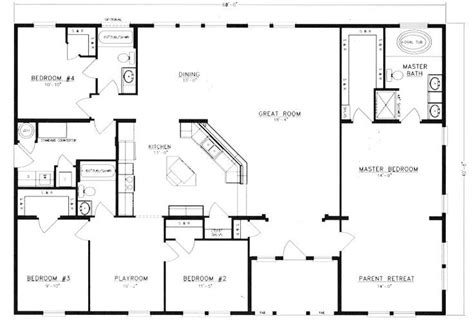 this avondale floor plan is one of the best family metal 40x60 homes floor plans floor plans i d get rid of