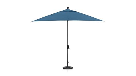 rectangular sunbrella 174 turkish tile umbrella canopy in