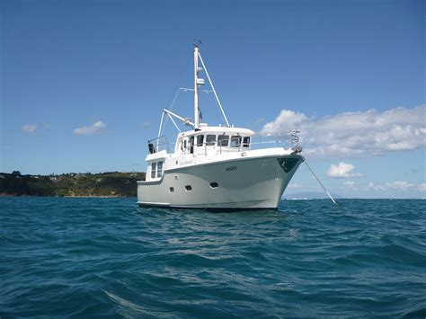Motor Boats For Sale In Europe by Five Affordable Trawlers Under 40 Feet Boats