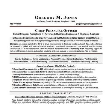 Headline Resume Examples  Best Resume Gallery