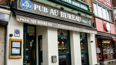 pub au bureau in wavre restaurant reviews menu and prices thefork
