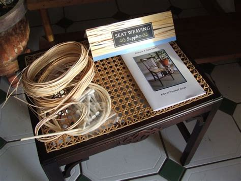 seagrass and diy weaving kits