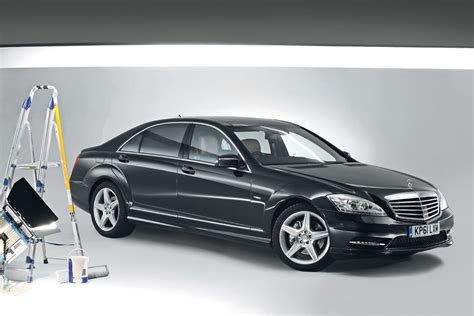 Best Luxury Car 2012 Mercedes Sclass  Britain's Best