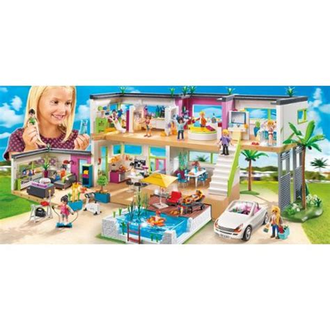 best maison moderne playmobil ideas awesome interior home satellite delight us