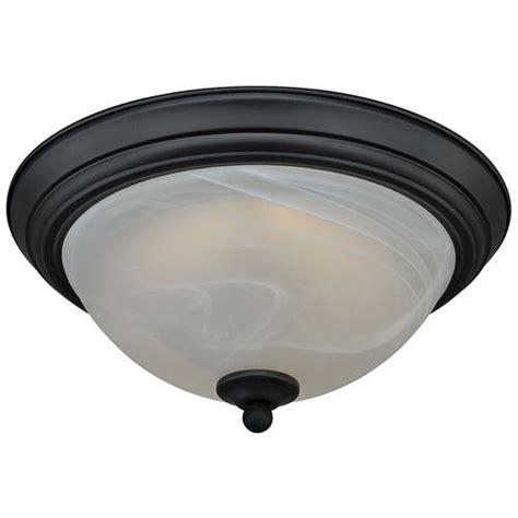 payton 11 quot rubbed bronze 60 pc led ceiling light at menards 174