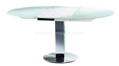 table salle 224 manger ronde avec rallonge