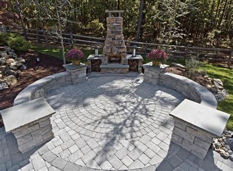 using concrete paver patio ideas patio design