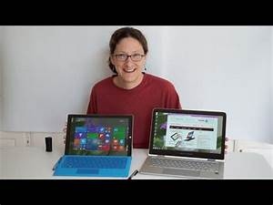 HP Spectre x360 vs. Microsoft Surface Pro 3 Comparison ...