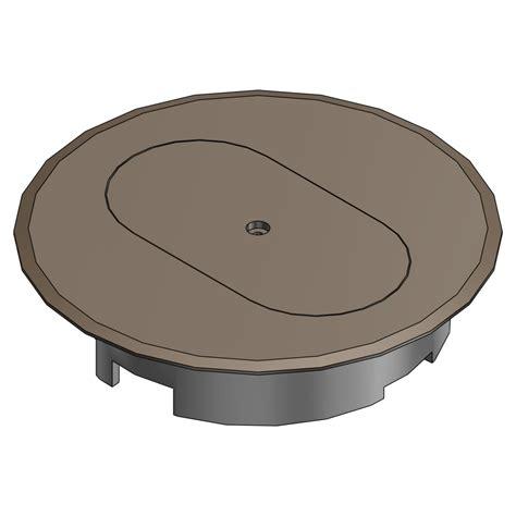 Carlon Floor Box E971fb by Carlon E97dsb Duplex Pvc Floor Box Cover Brown