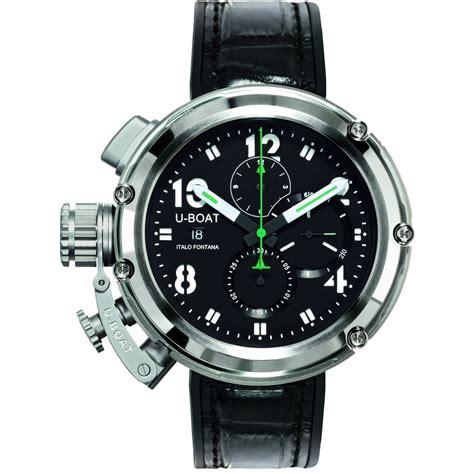 U Boat Watch Review by U Boat Fake Watch Chimera U 51 Green Line Limited Edition