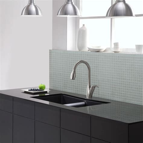 choosing the best types of kitchen sink smith design