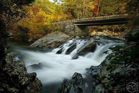 the sinks great smoky mountains fall inspiration