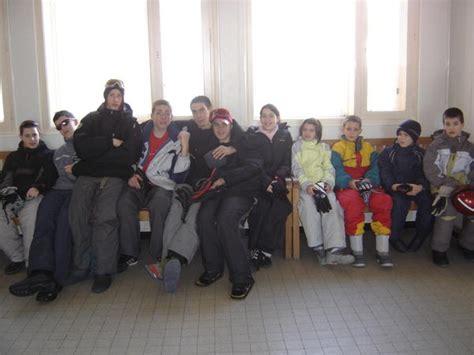 sejour hiver 2007 la toussuire chalet ville de lyon le oxyjeunesdesalbris