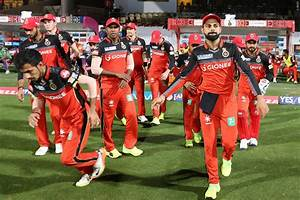 Expected Playing XI for RCB in IPL 2018? – IPL Analysis