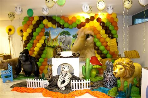 Themed Birthday Party Ideas For Kids
