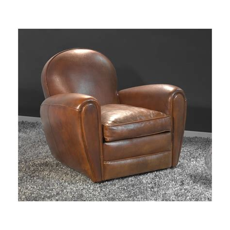 fauteuil club cuir panama rennaise