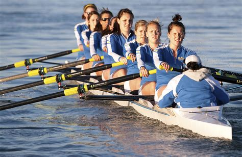 Quad Row Boat by Rowing Loses Final Regatta To Usc Daily Bruin