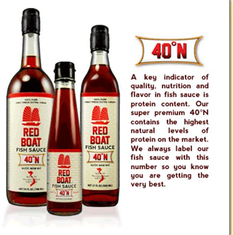 Red Boat Fish Sauce Vietnam by Red Boat Fish Sauce First Press From Phu Quoc