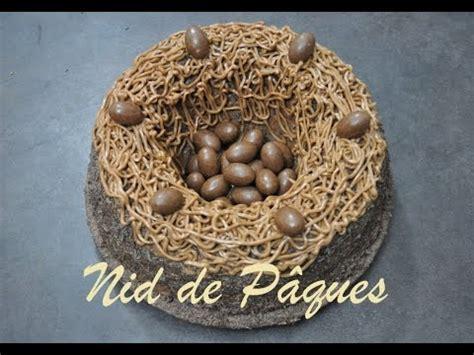 cake design comment r 233 aliser un nid de p 226 ques