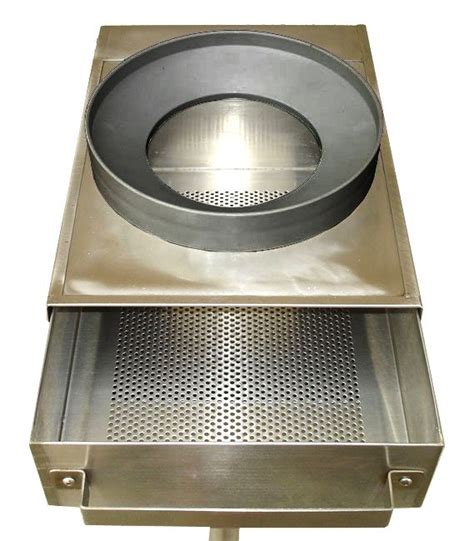 the drain strainer protect commercial sink drains