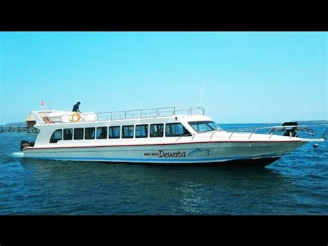 Fast Boat Videos by Video Of Mahi Mahi Fast Boat Transfer Services Bali Lombok