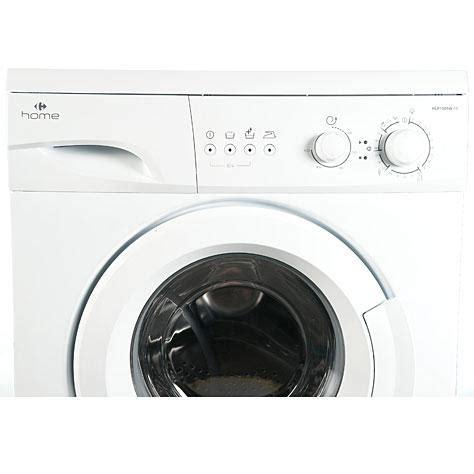test carrefour home hlf1005w 11 lave linge ufc que choisir