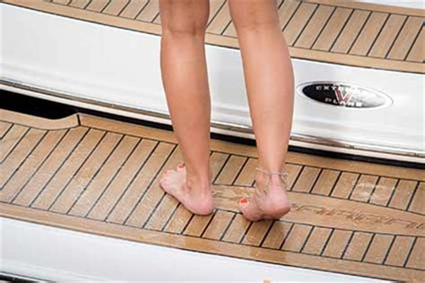flexiteek the original synthetic teak decking for boats